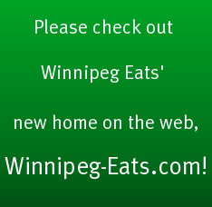 Check out Winnipeg Eats' new site!